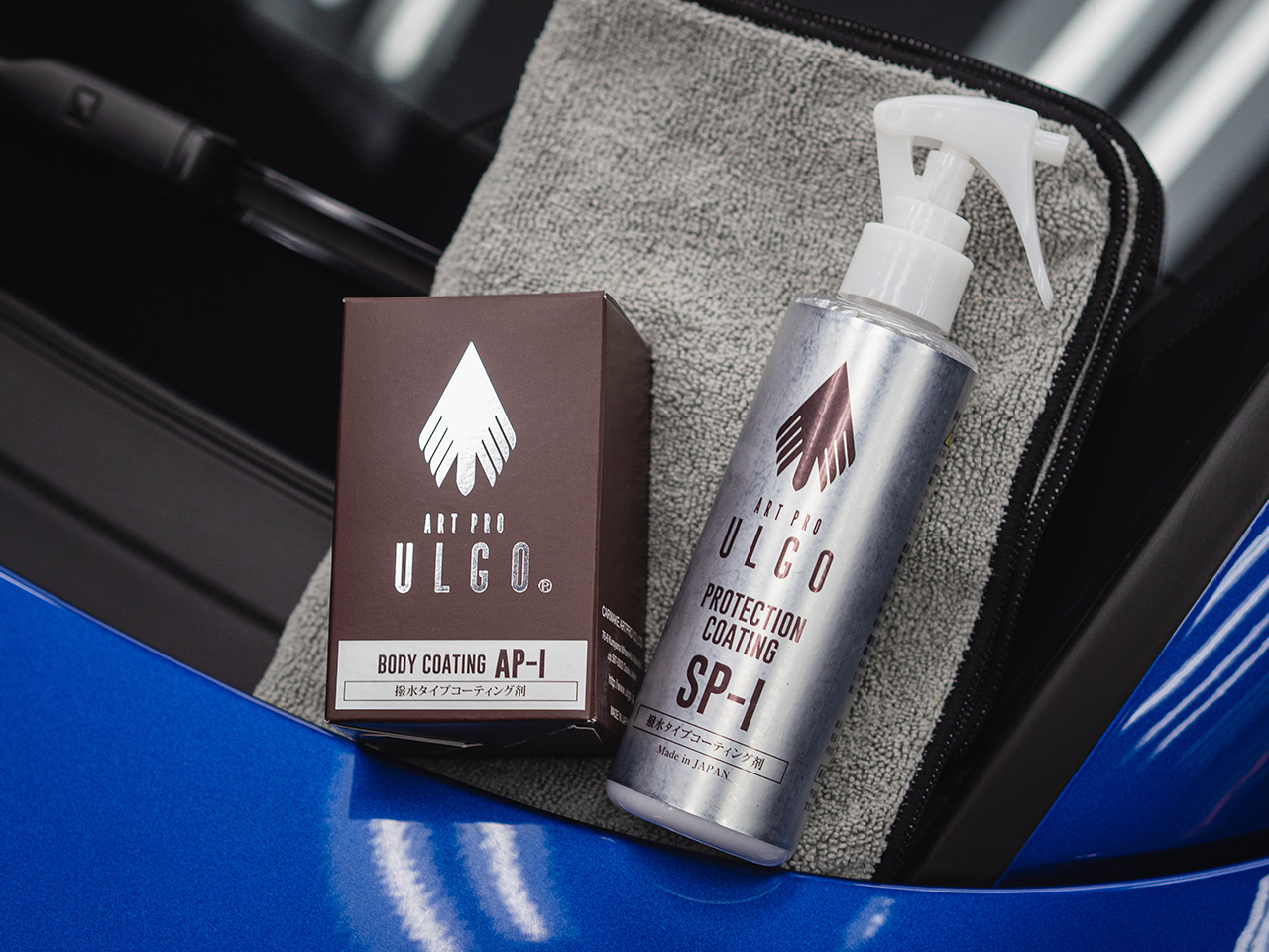 ULGO PREMIUM COATING PACKAGE